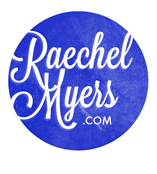 Raechel Myers | Finding My Feet